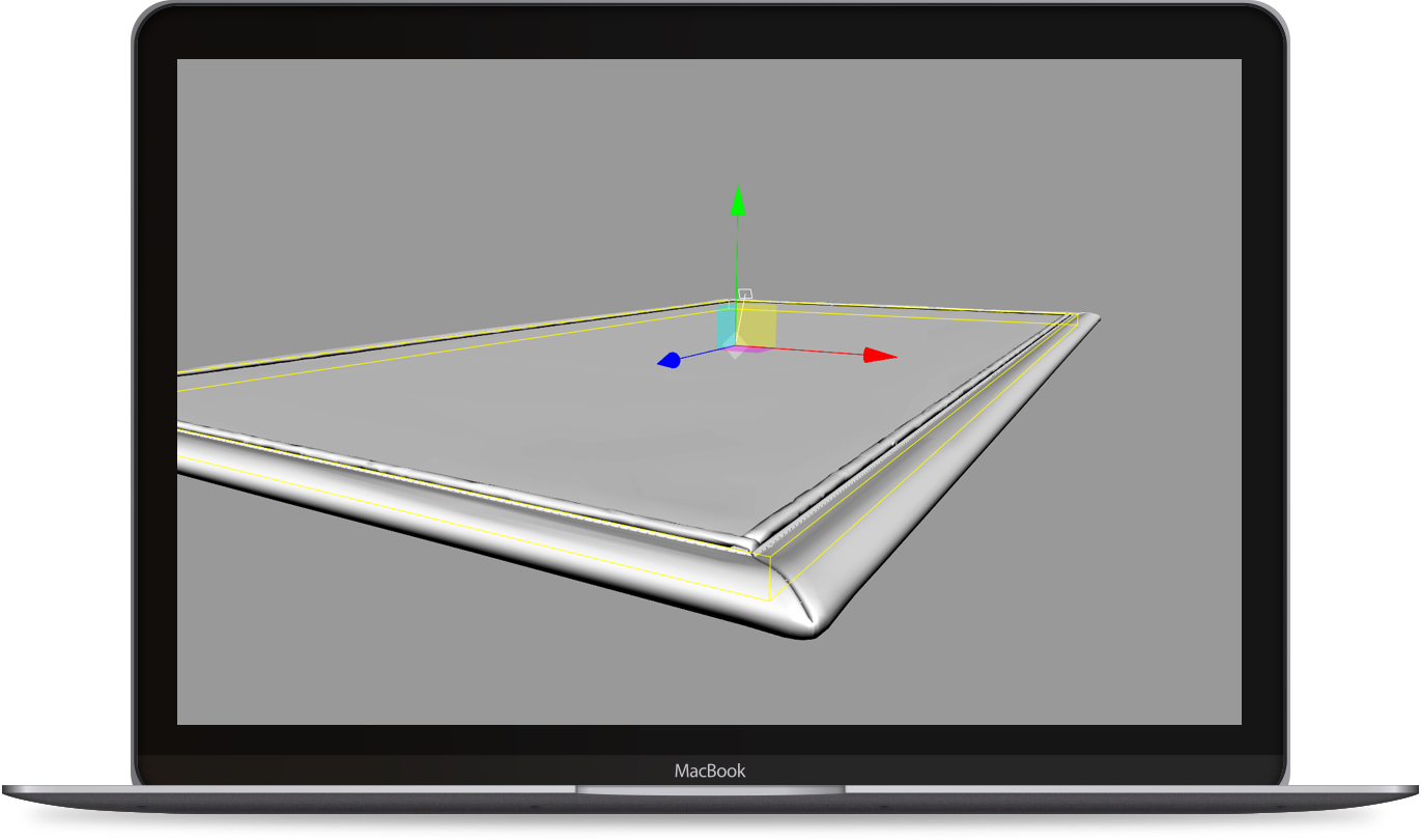 3D Builder - Advanced Rendering