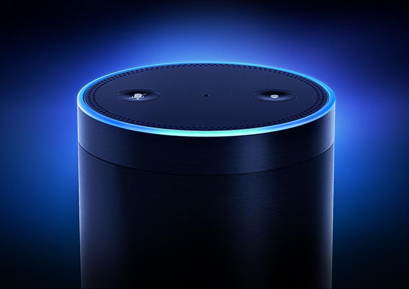 amazon echo voice interface