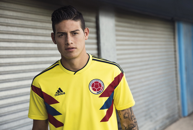 World Cup 2018 Columbia Kit