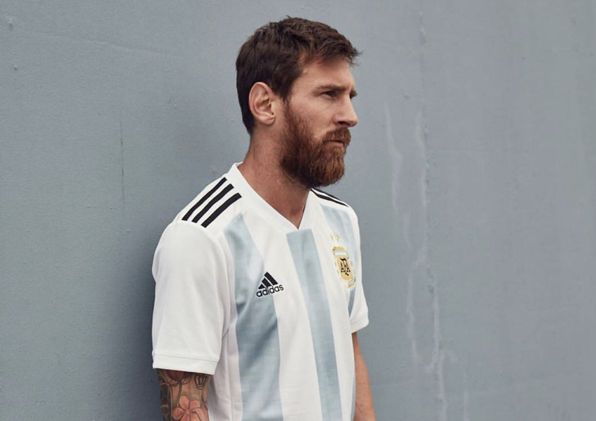 2018 Argentina World Cup Kit