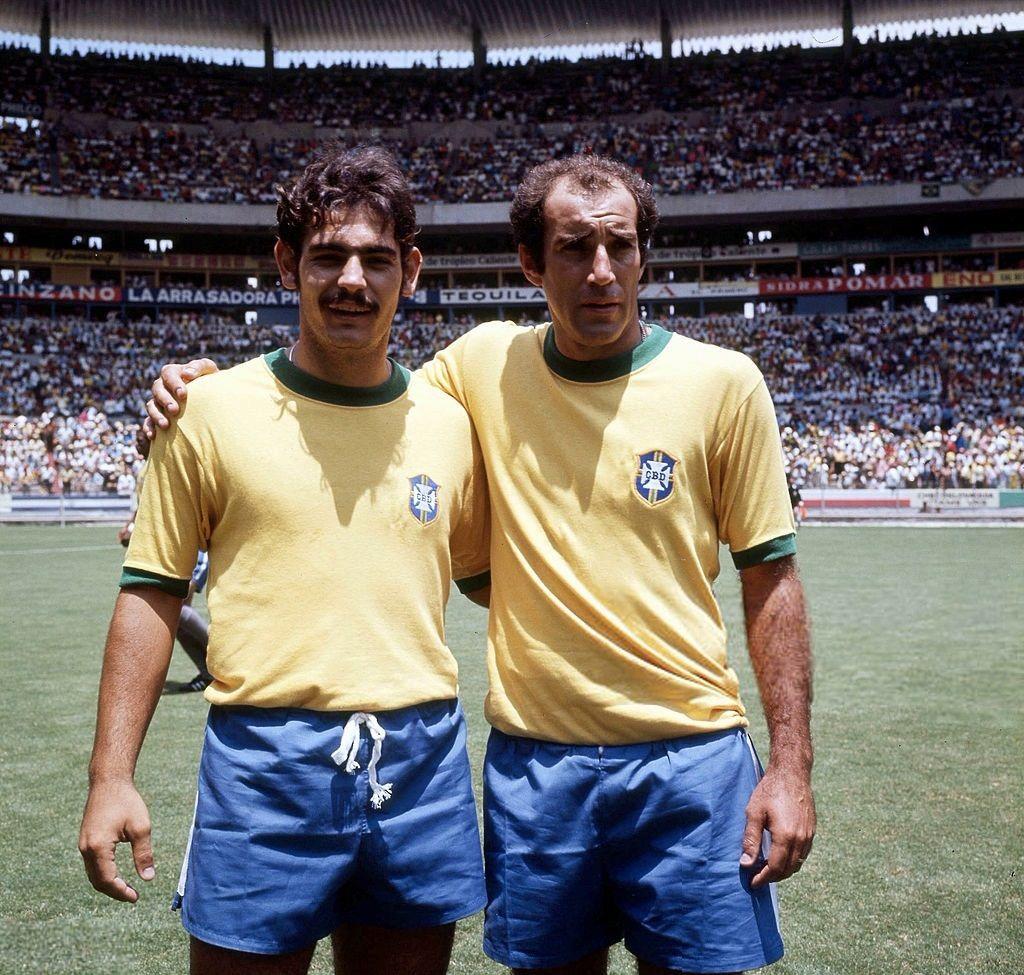 Brazil 1970 World Cup Kit