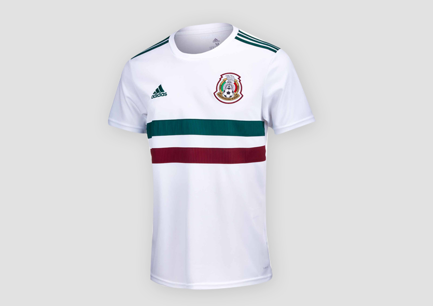 mexico world cup kit