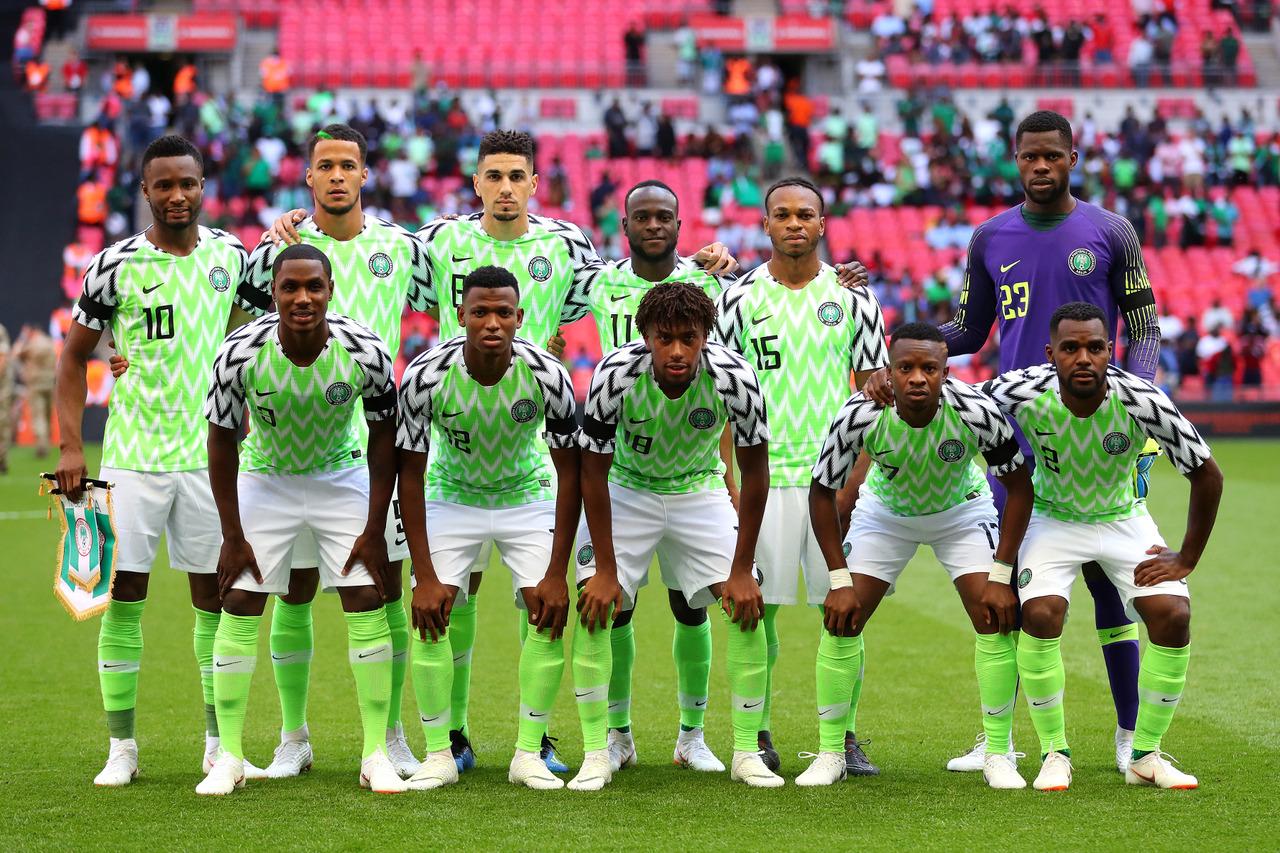 nigeria world cup kit