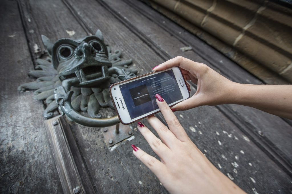 englands historic cities augmented reality