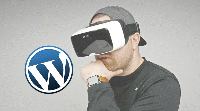 wordpress ar