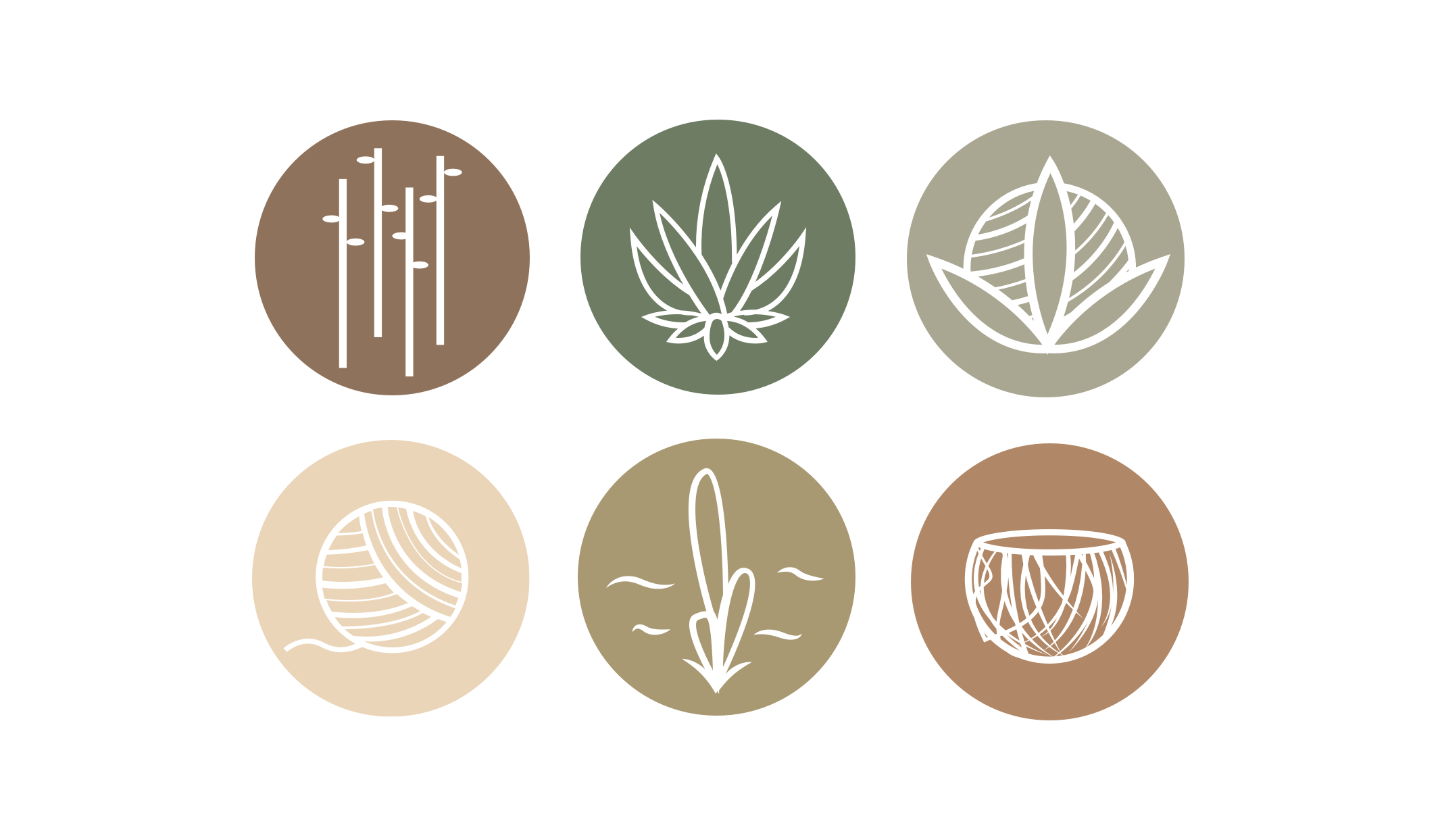 crucial trading website icons