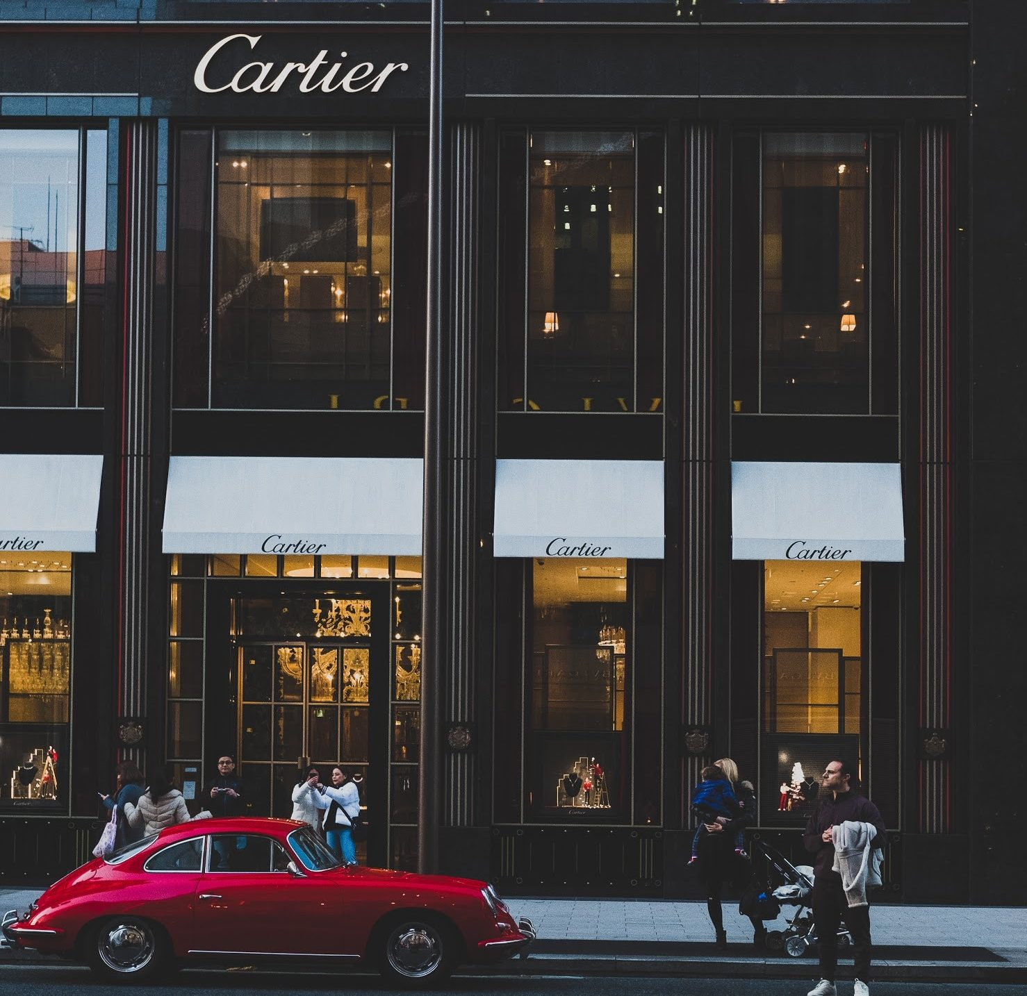 cartier luxury imagery