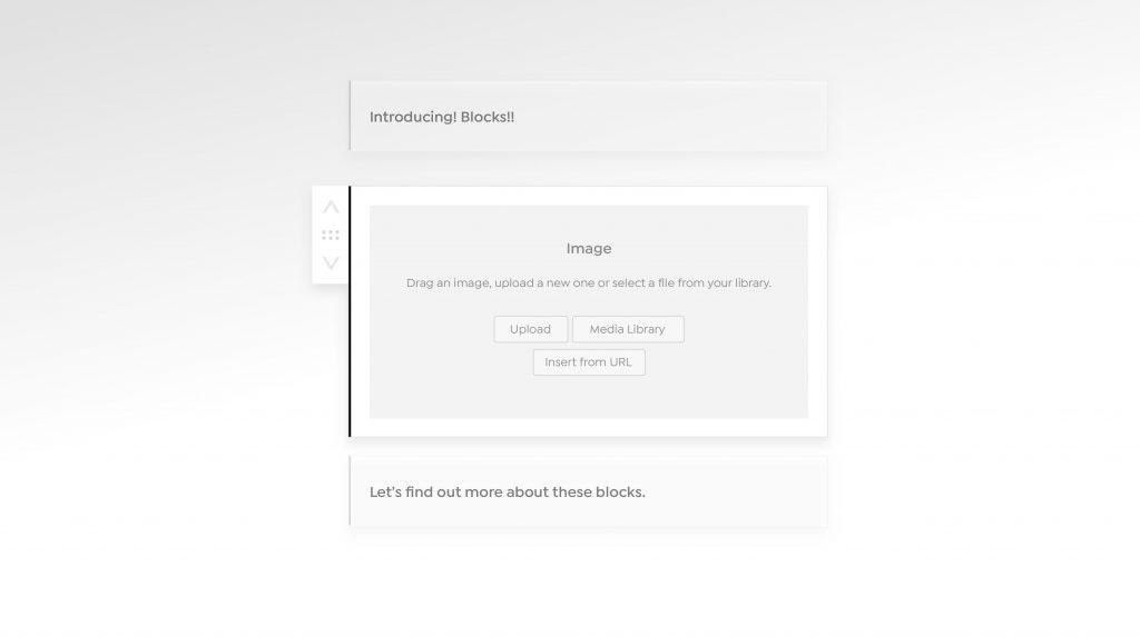 image of block feature on guternberg