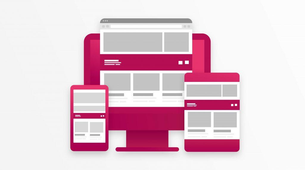 image of responsiveness website for seo friendliness