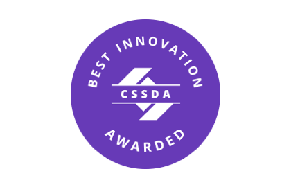 Awards - CSSDA - Best Innovation