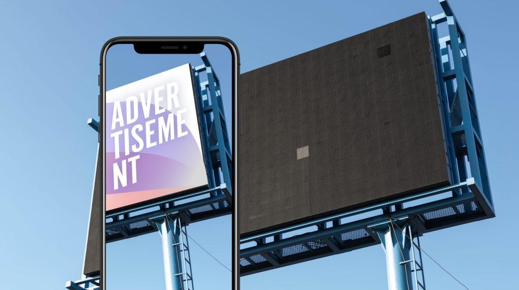 ar advertisement