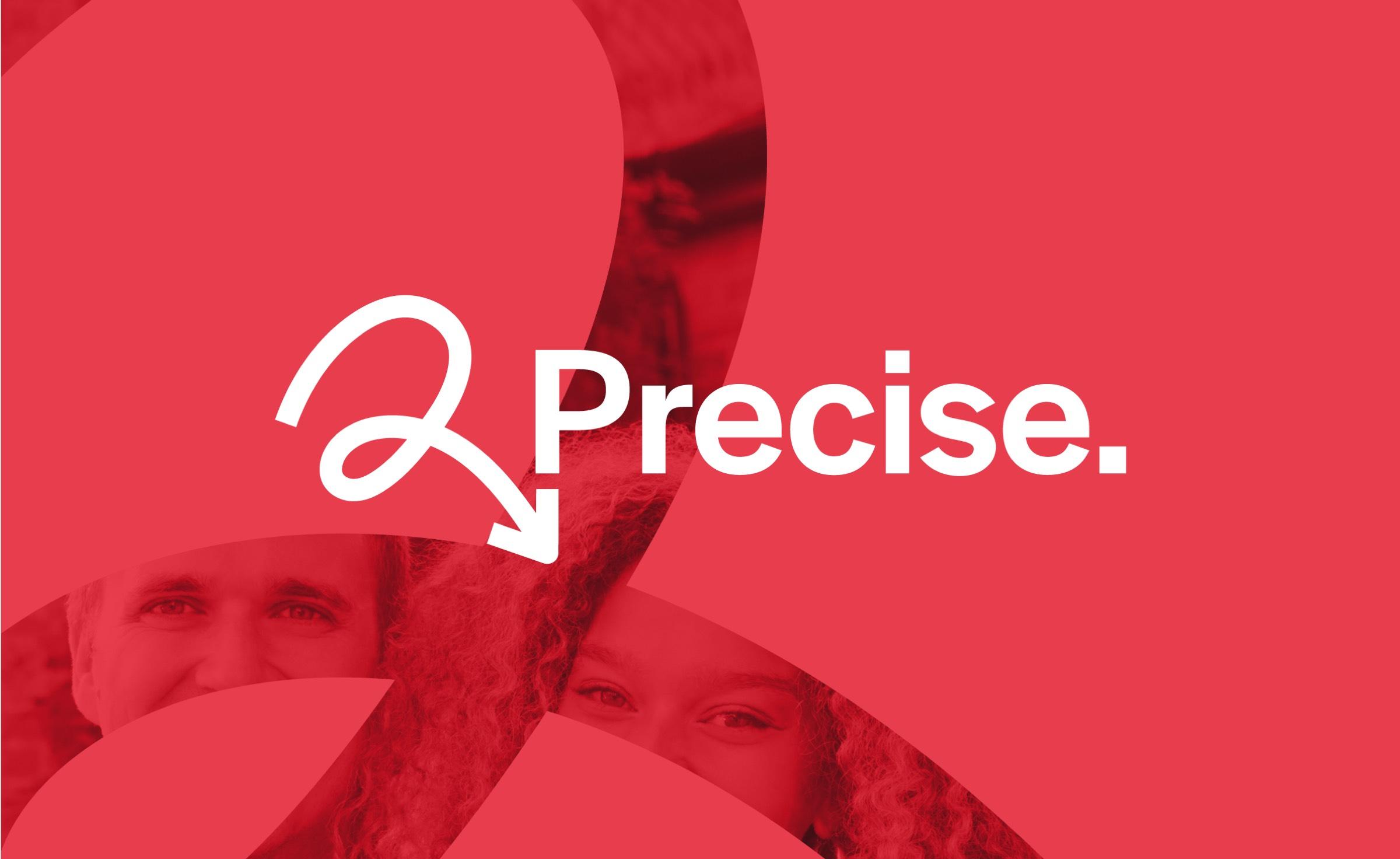 Precise Branding Arrow