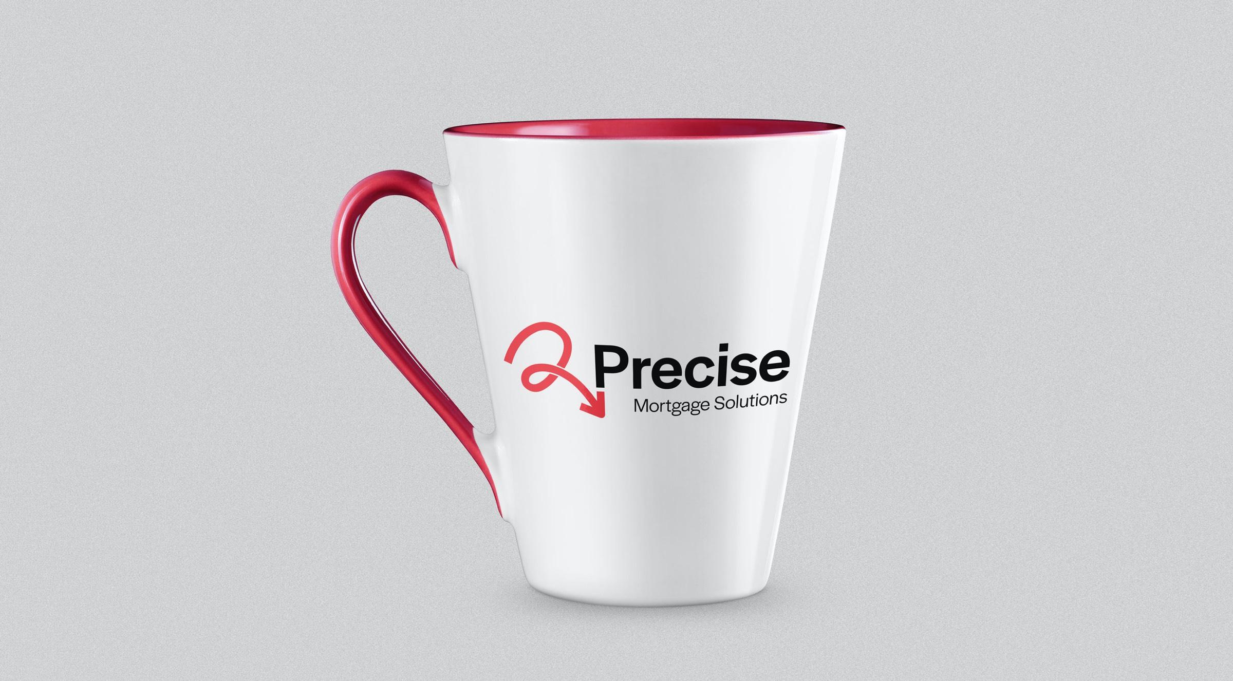 Precise Mortgages Mug