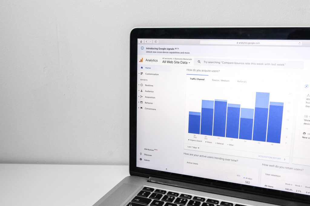 wordpress web hosting analytics
