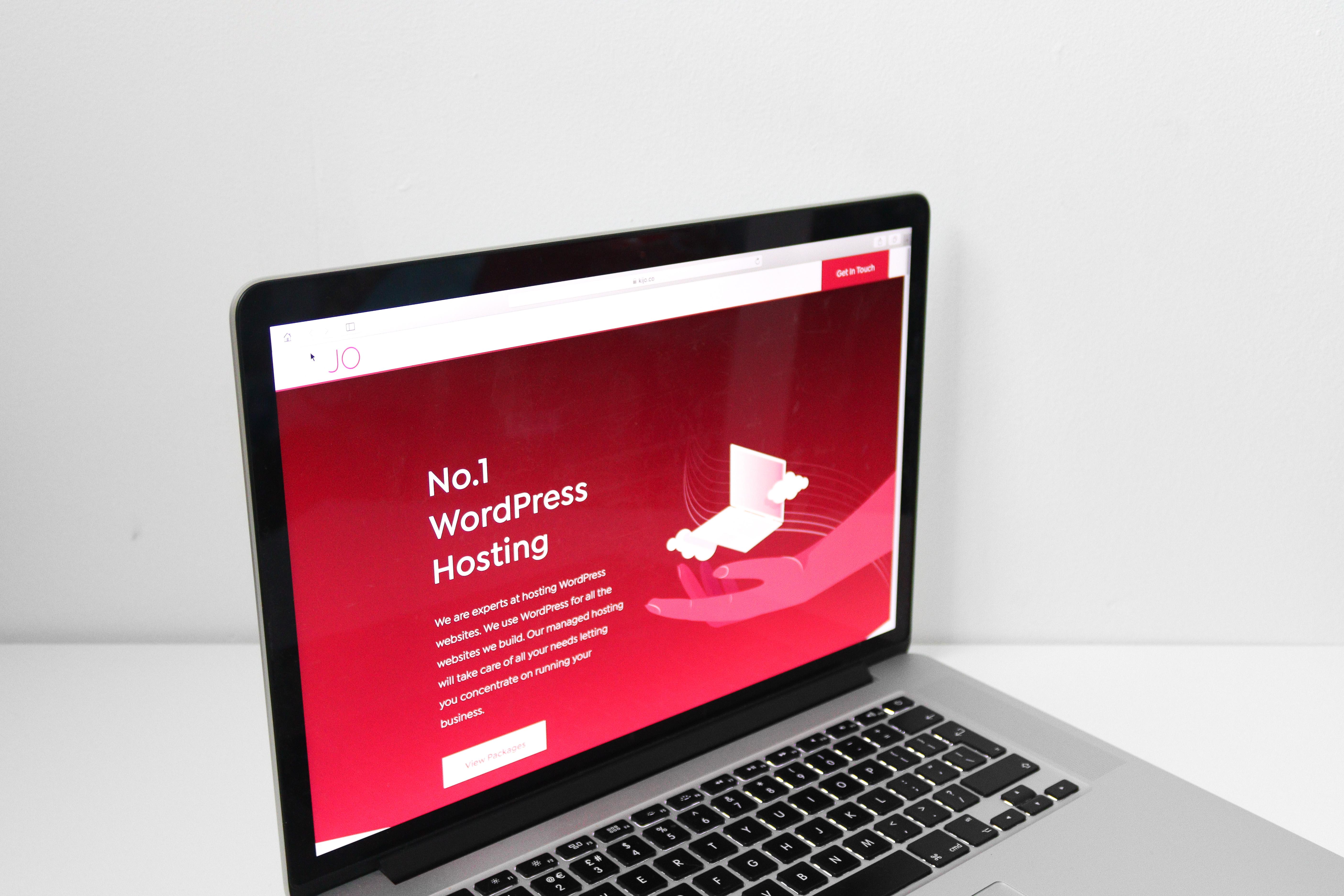kijo wordpress web hosting