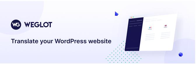 wordpress multilingual weglot plugin