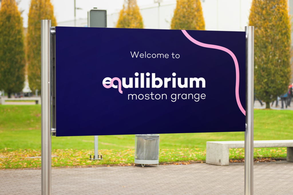 Equilibrium Healthcare - Branding