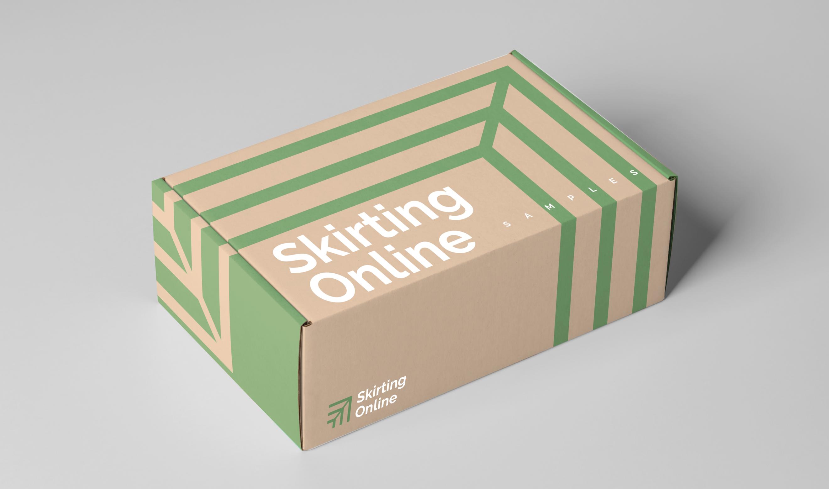 Skirting Online Branding