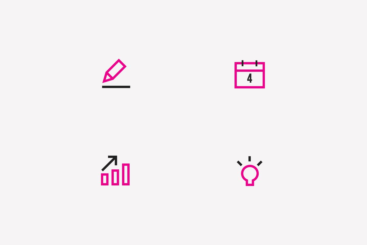 BCU Advantage - Icons