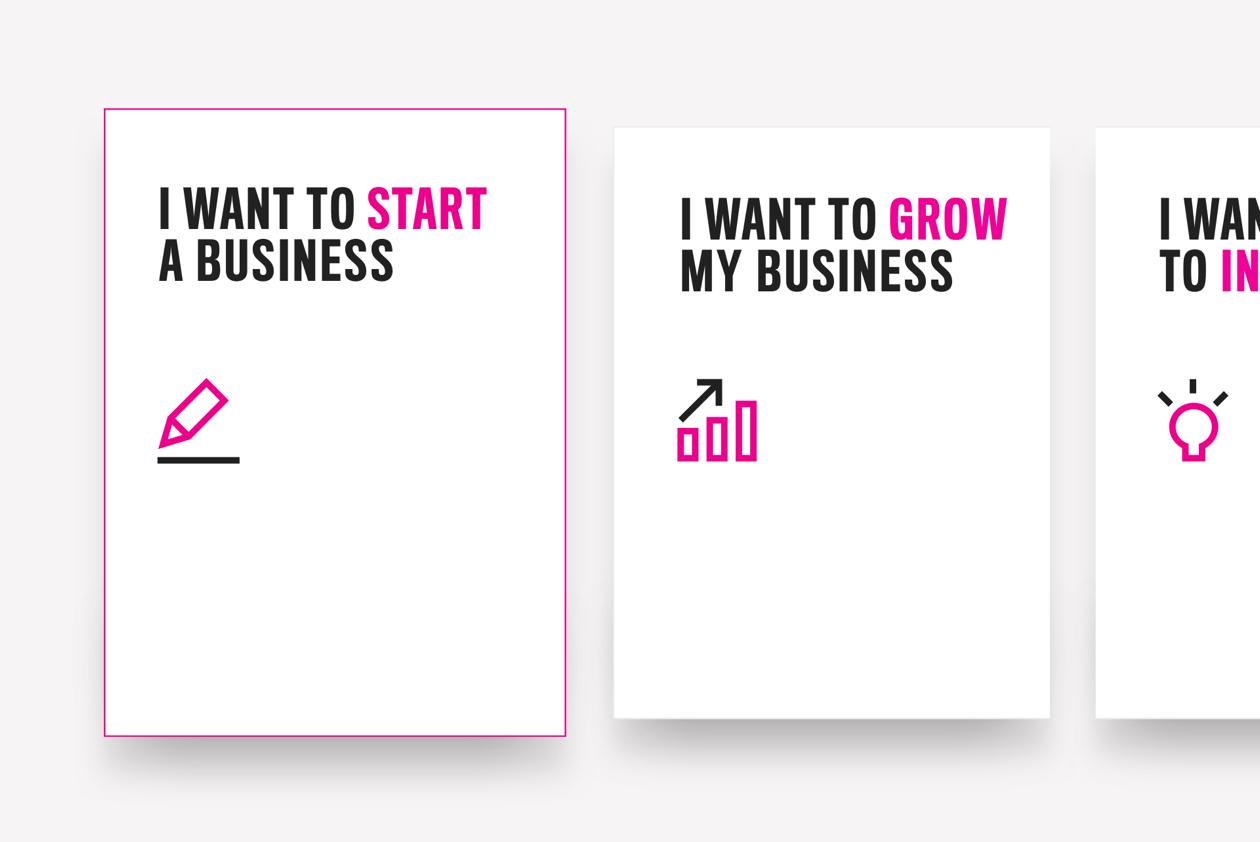 BCU Advantage - Want to start a business
