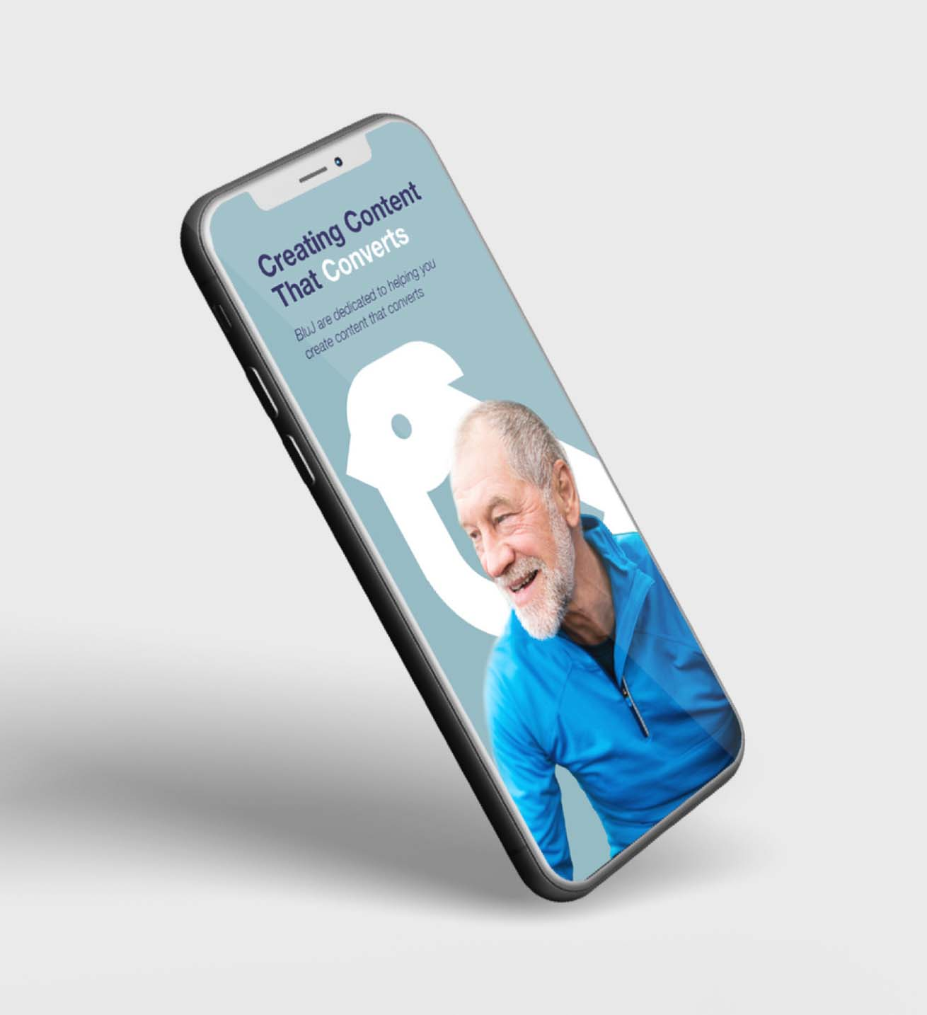 Blu-J Branding Smartphone