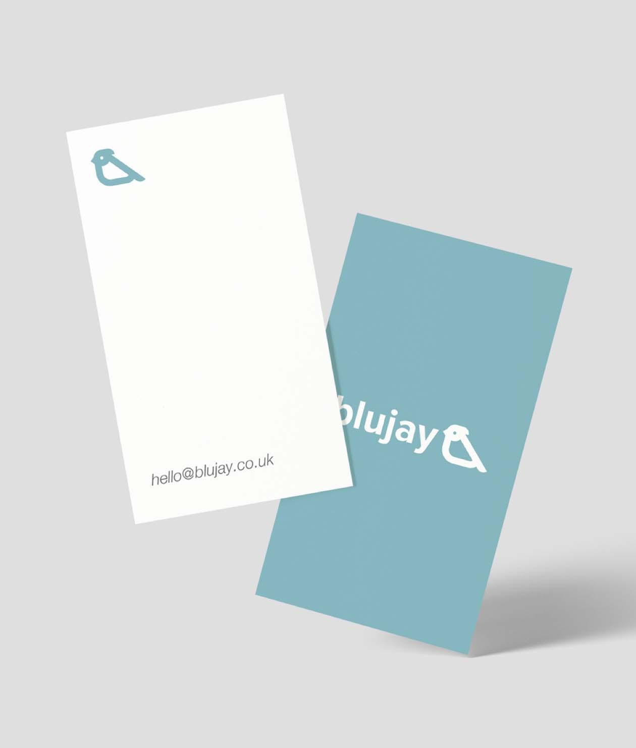 Blu-J Branding