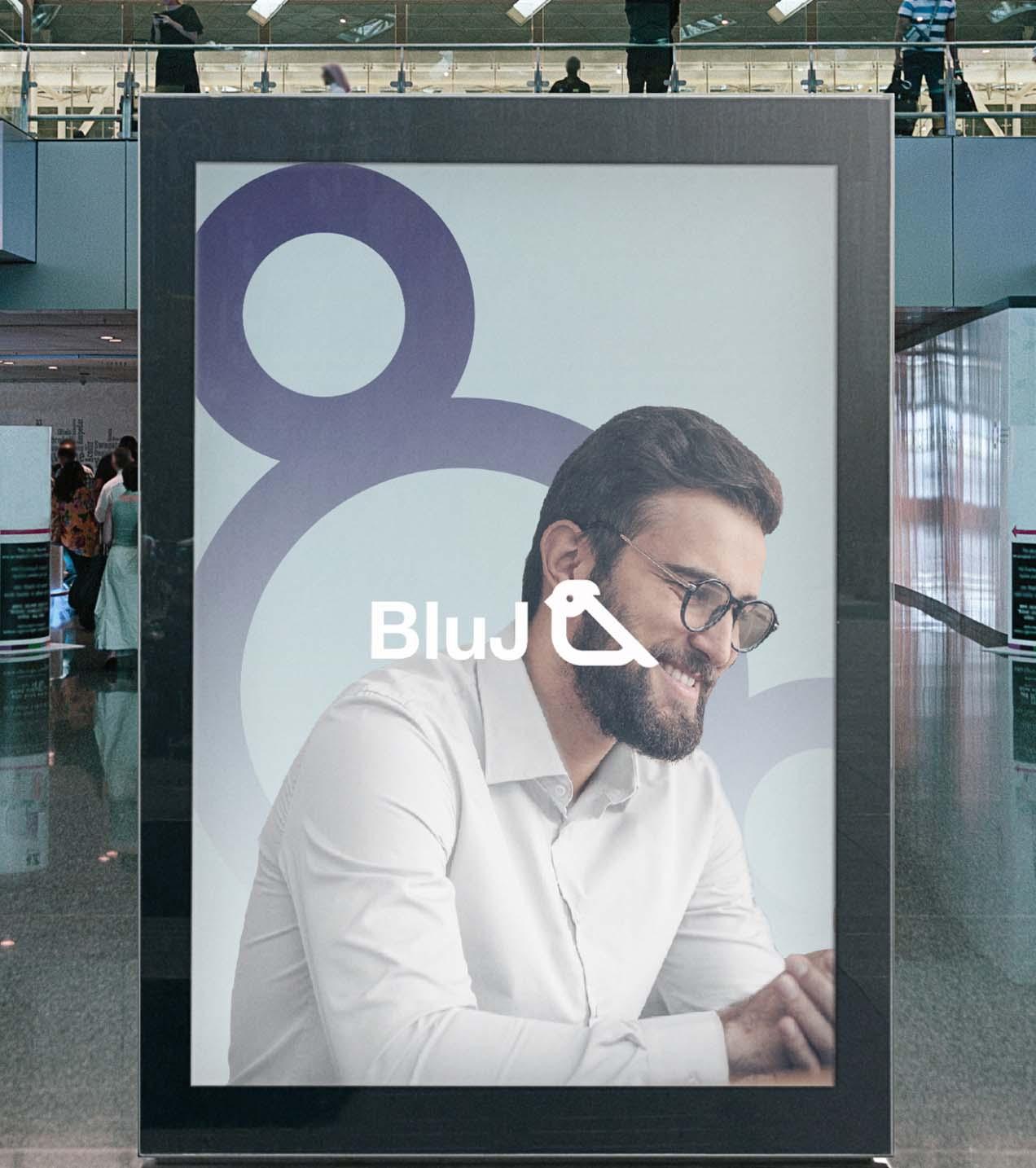 Blu-J Billboard