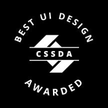 CSSDA - Best UI Design Award
