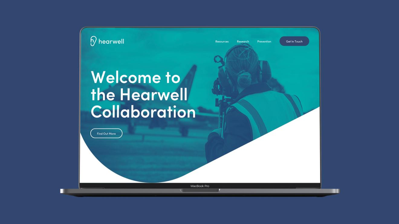 Hearwell Website