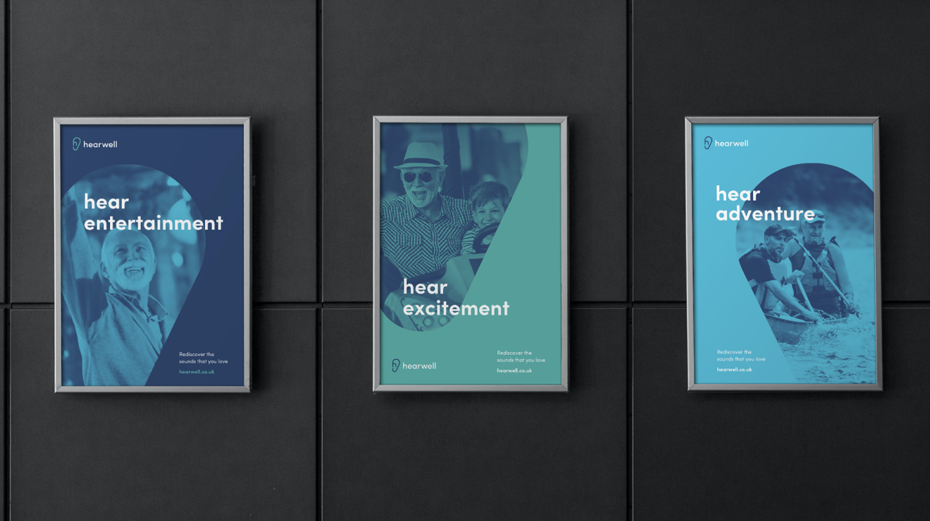 Hearwell Posters
