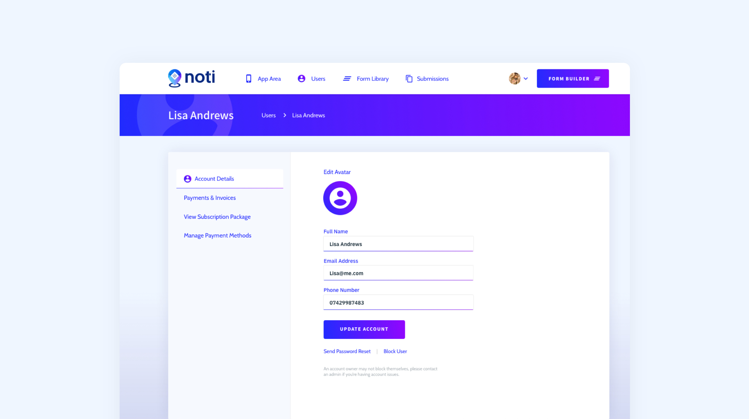 Noti App