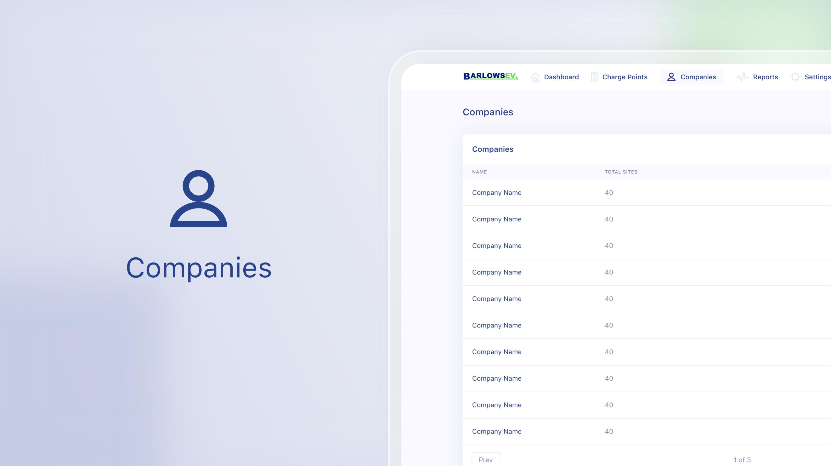 Barlows Software Companies